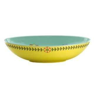 "Gorham Merry Go Round Mary Mary Quite Contrary Oval Bowl(s) 14"": Serving Bowls: Kitchen & Dining"