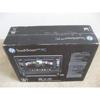 HP TouchSmart 600 1050 23 Inch Black Desktop PC (Windows 7 Home Premium) : Desktop Computers : Computers & Accessories