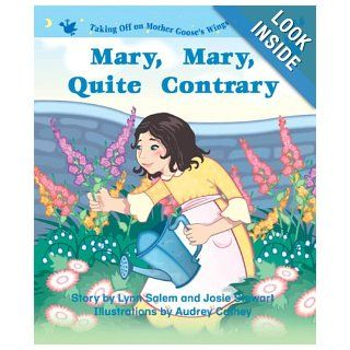 Early Reader Mary, Mary, Quite Contrary (Lap Book) Lynn Salem, Josie Stewart 9780845443453  Children's Books