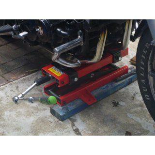 1100 lb Motorcycle Dirt Bike ATV Scissor Center Floor Jack Mini Lift Stand Plate Repair Auto: Automotive