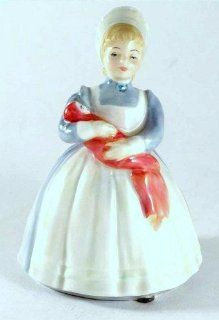 Royal Doulton figurine   HN2142   Rag Doll   gloss finish   GC36   Collectible Figurines
