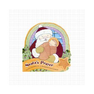 Santa's Prayer (Board Book with CD) Mary Lou Andes 9780819871008 Books