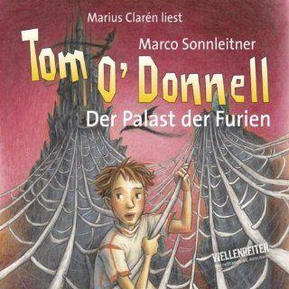Marius Clar�n liest Marco Sonnleitner, Tom OD�onnell.   Bergisch Gladbach Der Palast der Furien / Inszenierung: Christian Paeschke & Dicky Hank. Regie: Kathrin Weick Luebb: Music