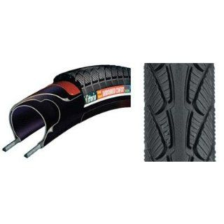Vittoria Randonneur Comfort Touring/Hybrid Bicycle Tire   Wire Bead   Black/Reflective (700 x 40) : Bike Tires : Sports & Outdoors