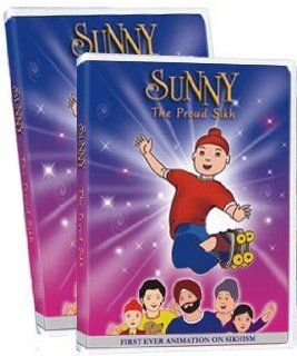 Sunny the Proud Sikh   First Sikh Cartoon in English DVD: Sunny, Simran: Movies & TV