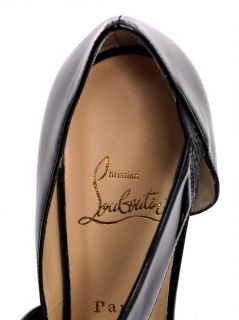 Ograde 100mm patent leather pumps  Christian Louboutin  MATC