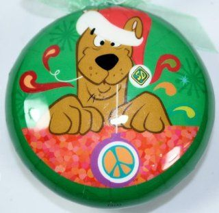 Peace, Love, & Scooby Doo   Decorative Hanging Ornaments