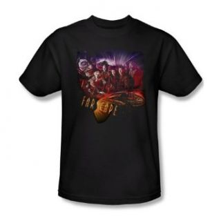 Farscape Jim Henson Cast Collage Sci Fi TV Show T Shirt Tee Movie And Tv Fan T Shirts Clothing