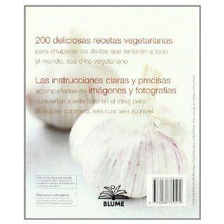 200 recetas vegetarianas (Spanish Edition) Louise Pickford 9788480769570 Books