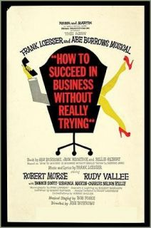 How to Succeed in Business Without Really Trying: Robert Morse, Michele Lee, Rudy Vallee, Anthony 'Scooter' Teague:  Instant Video