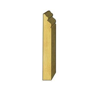 "Flexible Base Molding Style X490 6 1/2""X13/16""X8' long   Wood Moldings And Trims"