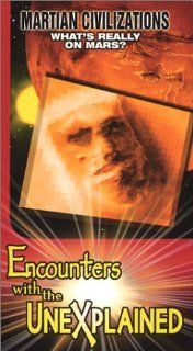 Martian Civilizations: What's Really on Mars? [VHS]: David Priest: Movies & TV