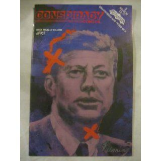 Conspiracy Comics: Who Really Killed JFK?: Todd S. Loren: Books