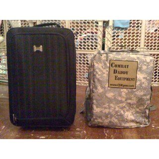 Combat Daddy Equipment Model 1 Diaper Bag : Diaper Tote Bags : Baby