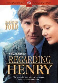 Regarding Henry: Harrison Ford, Annette Bening, Michael Haley, Stanley Swerdlow, Julie Follansbee, Rebecca Miller, Bruce Altman, Elizabeth Wilson, Donald Moffat, Mikki Allen, Aida Linares, John MacKay, Giuseppe Rotunno, Mike Nichols, J.J. Abrams, Robert Gr
