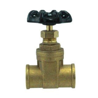 "3/4"" Sweat Gate Valve: Home Improvement"