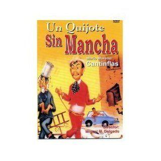 """UN QUIJOTE SIN MANCHA: Mario Moreno """"Cantinflas"""", Miguel M. Delgado: Movies & TV"""