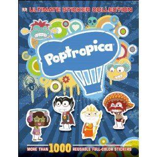 Ultimate Sticker Collection Poptropica (ULTIMATE STICKER COLLECTIONS) DK Publishing 9781465420398  Children's Books