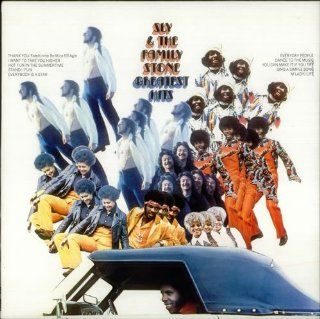 Sly & the Family Stone, Greatest Hits [LP VINYL]: Music