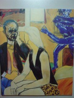 R.b. Kitaj Recent Paintings February 8   March 4, 1995 Marlborough Gallery Inc. Books
