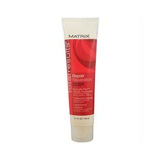 Matrix Total Results Repair Strength Pak Intense Treatment 5.1 oz : Hair And Scalp Treatments : Beauty