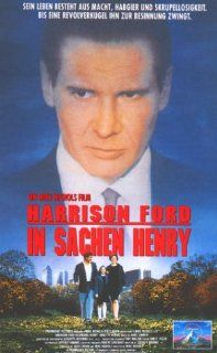 Regarding Henry [VHS]: Harrison Ford, Annette Bening, Michael Haley, Stanley Swerdlow, Julie Follansbee, Rebecca Miller, Bruce Altman, Elizabeth Wilson, Donald Moffat, Mikki Allen, Aida Linares, John MacKay, Giuseppe Rotunno, Mike Nichols, J.J. Abrams, Rob