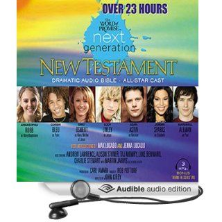 The Word of Promise Next Generation Audio Bible: ICB (Audible Audio Edition): Thomas Nelson, Cody Linley, Marshall Luke Allman, Emily Benward, Charlie Osment, Corbin Stewart, Sean Bleu, Tahj Astin, Annasophia Mowry: Books