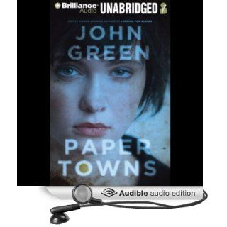 Paper Towns (Audible Audio Edition): John Green, Dan John Miller: Books