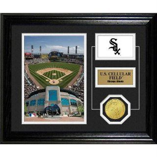 U.S Cellular Field Desktop Photo Mint : Sports Related Collectible Photomints : Sports & Outdoors