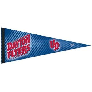 "Dayton Flyers Official NCAA 29"" Pennant : Sports Related Pennants : Sports & Outdoors"