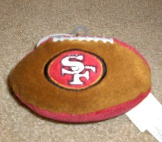 Forty Niners Football Silly Slammer Beanbag Toy  Sports Related Merchandise  Sports & Outdoors