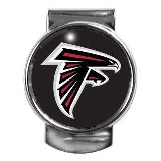 Atlanta Falcons Money Clip : Sports Related Key Chains : Sports & Outdoors