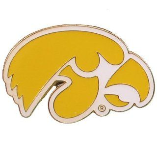 NCAA Iowa Hawkeyes Logo Pin : Sports Related Pins : Sports & Outdoors