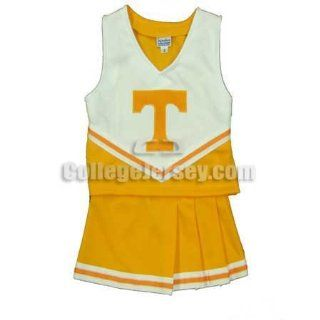 Tennessee Volunteers Cheerleader Outfits Memorabilia. : Sports Related Collectibles : Sports & Outdoors