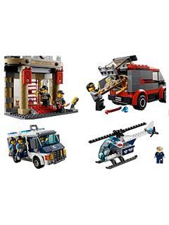 Lego Lego City Museum Break in