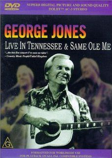 George Jones   Live in Tennessee/Same Ole Me: George Jones: Movies & TV