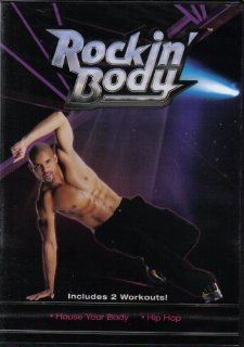 Shaun T's Rockin' Body Results Deluxe   2 Workouts Set [HOUSE & HIP HOP] with Weighted Wristbands   by Beachbody : Exercise And Fitness Video Recordings : Sports & Outdoors