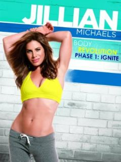Jillian Michaels Body Revolution: Phase 1 Ignite: Andrea Ambandos:  Instant Video