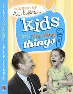 The Best of Art Linkletter's Kids Say the Darndest Things, vol 1.: Art Linkletter: Movies & TV