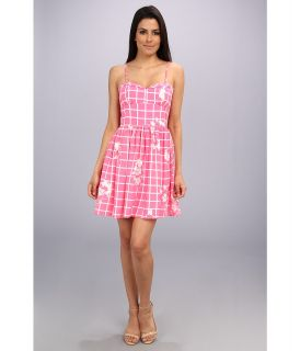 Amanda Uprichard Mimosa Dress Womens Dress (Pink)