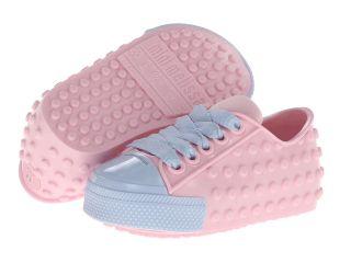 Mini Melissa Mini Polibolha II Girls Shoes (Pink)