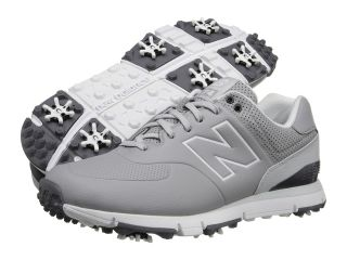 New Balance Golf NBG574 Mens Golf Shoes (Gray)