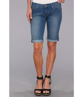 Paige Jax Knee Short in Ventura Womens Shorts (Blue)