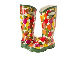 Bogs Rainboot Veggie Womens Rain Boots (Multi)