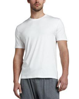 Mens Basel 1 Jersey Tee, White   Derek Rose   White (XL)