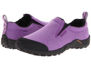 Merrell Jungle Moc Touch Breeze Womens Shoes (Purple)