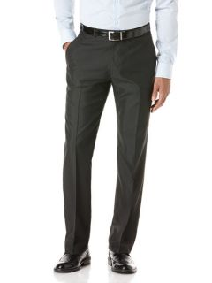 Perry Ellis Mens Micro Check Suit Pant