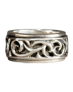 Mens Thorn Spinning Ring   Stephen Webster   (11)