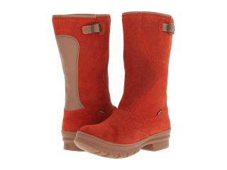 Keen Willamette WP Womens Cold Weather Boots (Orange)