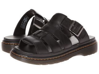 Dr. Martens Dieter Buckle Slide Mens Sandals (Black)